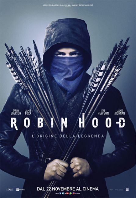 ROBIN HOOD - L`ORIGINE DELLA LEGGENDA